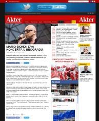 0102 - akter.co.rs - Mario Biondi, dva koncerta u Beogradu