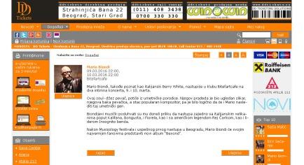 0102 - ddtickets.rs - Mario Biondi - Bitefartcafe