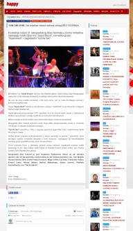 0111 - happytv.rs - DOM OMLADINE- Ovi muzicari svirace veceras za kraj DZEZ FESTIVALA