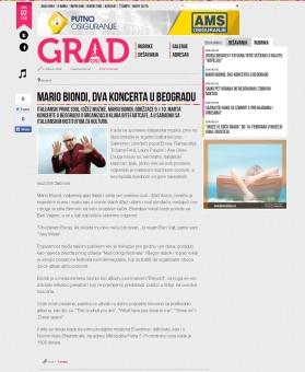 0202 - casopisgrad.com - Mario Biondi, dva koncerta u Beogradu
