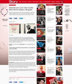 0302 - story.rs - Italijanski princ soul i dzez muzike- Mario Biondi nastupa u Beogradu