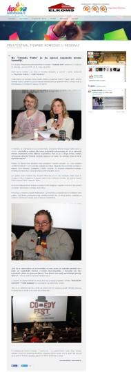 0405 - radiokosava.rs - PRVI FESTIVAL FILMSKE KOMEDIJE U REGIONU