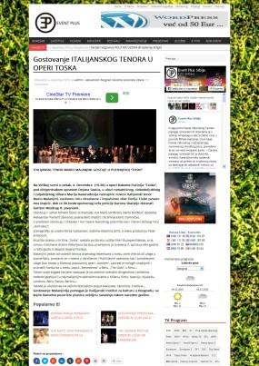 0412 - eventplus.rs - Gostovanje ITALIJANSKOG TENORA U OPERI TOSKA