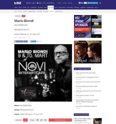 0502 - b92.net - Mario Biondi