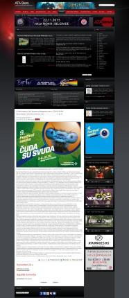 0511 - atastars.rs - 9. Festival nauke od 3. do 6. decembra na Beogradskom sajmu - CUDA SU SVUDA