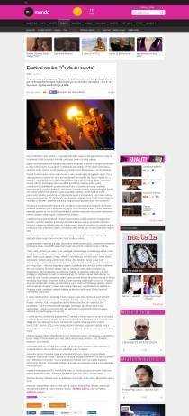 0511 - mondo.rs - Festival nauke 2015- Cuda su svuda