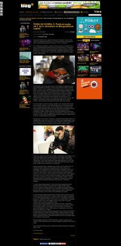 0511 - urbanbug.net - CUDA SU SVUDA- 9. Festival nauke od 3. do 6. decembra na Beogradskom sajmu