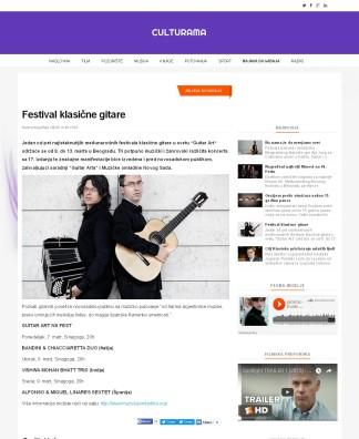 0603 - culturama.rs - Festival klasicne gitare