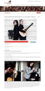 0703 - muzickaomladina.org - Guitar Art NS Fest- B A N D I N I & C H I A C C H I A R E T T A D U O