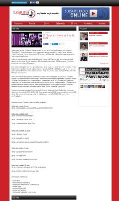 0703 - radiolaguna.rs - 17. Guitar Art festival od 8. do 13. marta