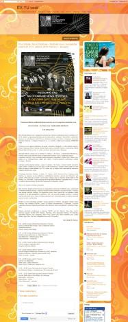 "0710 - exyuvesti.blogspot.rs - Prvo izdanje Nova"" Festivala – Festivala nove i avangardne umetnosti"