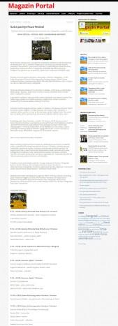 0710 - magazinportal.net - Sutra pocinje Nova Festival