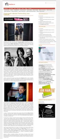 0710 - master.rs - Osamnaesti rodjendan Pancevackog Jazz Festivala