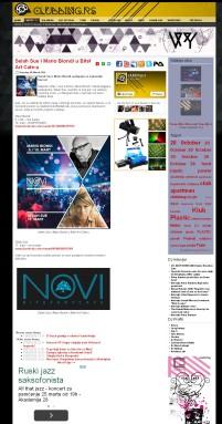 0803 - clubbing.rs - Aelah Sue i mario Biondi u Bitef Art Care-u