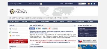 0806 - agenzianova.com - Diplomazia italiana- Serbia, giovedi Eu Open Day presso l ambasciata d Italia e Istituto cultura (2)