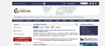 0806 - agenzianova.com - Diplomazia italiana- Serbia, giovedi Eu Open Day presso l ambasciata d Italia e Istituto cultura