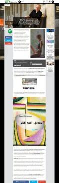 0806 - citymagazine.rs - David Grosman na 5. Beogradskom festivalu evropske knjizevnosti