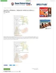 0905 - kursevi.com - Aperitivo alli italiana Italijanski institut za kulturu