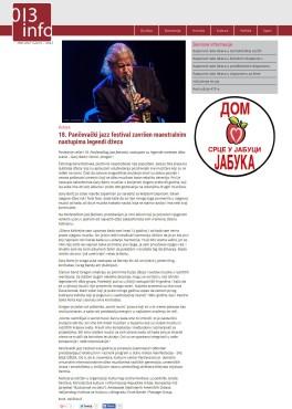 0911 - 013info.rs - 18. Pancevacki jazz festival zavrsen maestralnim nastupima legendi dzeza