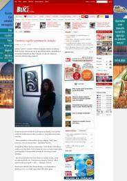 1003 - blic.rs - Umetnice zajedno predstavile slobodu