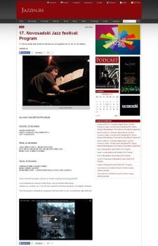 1011 - jazzin.rs - 17. Novosadski Jazz festival