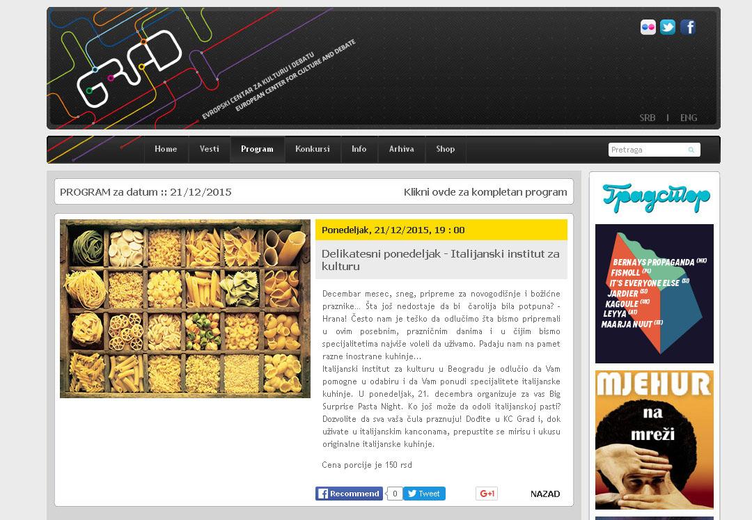 1012 - gradbeograd.eu - Delikatesni ponedeljak Italijanski institut za kulturu.jpg