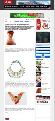 1012 - pressonline.rs - Izlozba unikatnog italijanskog nakita