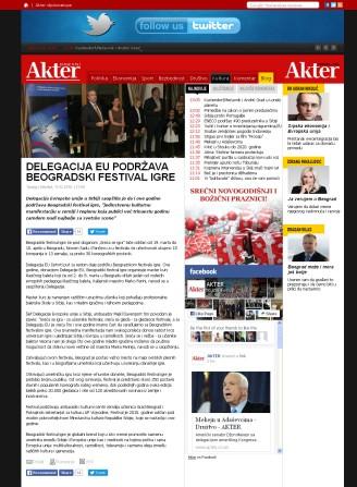 1102 - akter.co.rs - Delegacija EU podrzava Beogradski festival igre