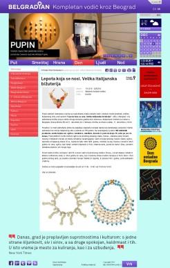 1112 - belgradian.com - Lepota koja se nosi. Velika italijanska bizuterija