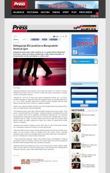 1202 - pressonline.rs - Delegacija EU podrzava Beogradski festival igre