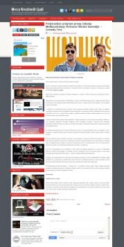 1205 - mrezakreativnihljudi.com - Predstavljen program prvog izdanja Medjunarodnog festivala filmske komedije