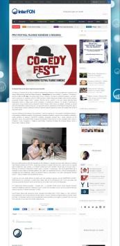 1405 - casopisinterfon.org - Prvi festival filmske komedije u regionu