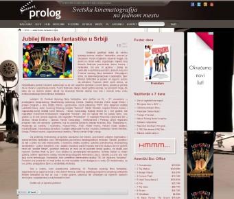 1611 - prolog.rs - Jubilej filmske fantastike u Srbiji