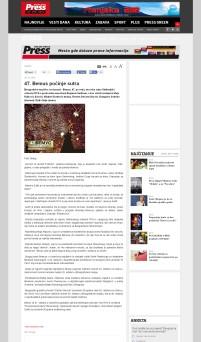 2010 - pressonline.rs - 47. Bemus pocinje sutra