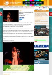 2102 - rtk.co.rs - Kristina Zavolini odrzala koncert