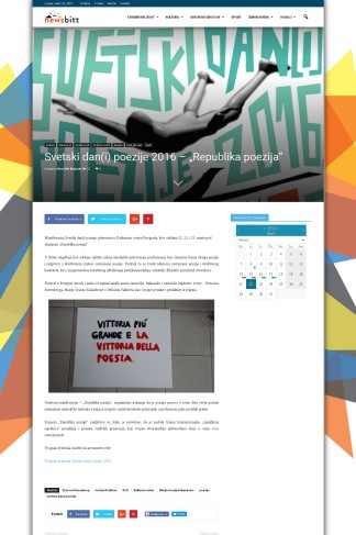 2103 - newsbitt.rs - Svetski dan(i) poezije 2016 - Republika poezija