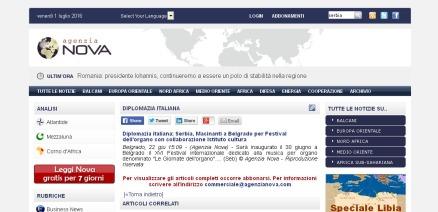 2206 - agenzianova.com - Diplomazia italiana- Serbia, Macinanti a Belgrado per Festival dell organo con collaborazione Istituto cultura