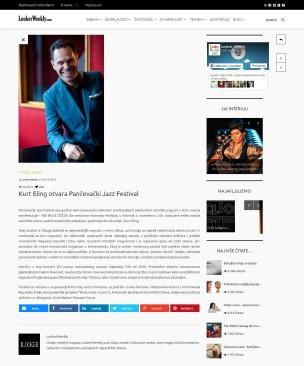 2210 - lookerweekly.com - Kurt Eling otvara Pancevacki Jazz Festival