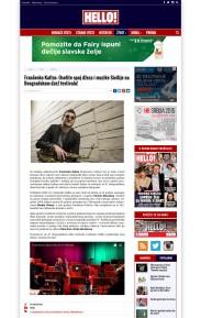 2410 - hellomagazin.rs - Francesko Kafizo- Osetite spoj dzeza i muzike Sicilije na Beogradskom dzez festivalu