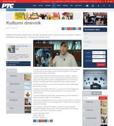 2704 - rts.rs - Kulturni dnevnik