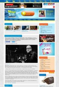 2801 - naxi.rs - Mario Biondi na cak dva koncerta u Beogradu