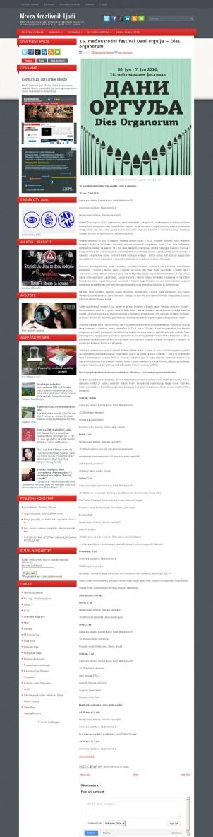 2806 - mrezakreativnihljudi.com - 16. medjunarodni festival Dani orgulja