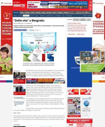 2810 - novosti.rs - Dolce vita u Beogradu