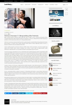 2910 - lookerweekly.com - Veceras otvaranje 31. Beogradskog dzez festivala