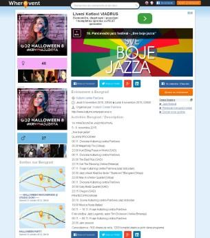 2910 - wherevent.com - 18. Pancevacki jazz festival - Sve boje jazza
