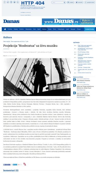 3006 - danas.rs - Projekcija Nosferatua uz zivu muziku