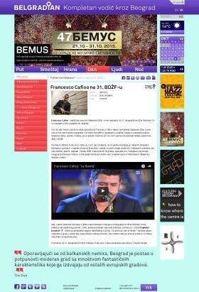 3010 - belgradian.com - Francesco Cafiso na 31. BDZF-u