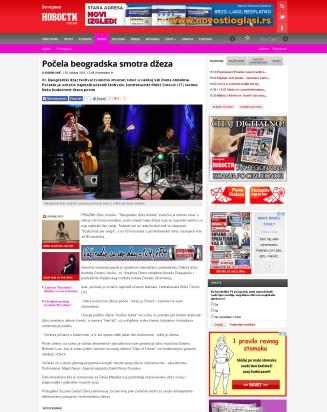 3010 - novosti.rs - Pocela beogradska smotra dzeza