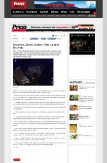 3010 - pressonline.rs - Dorantes, Zenon, Kafizo i Pale na dzez festivalu