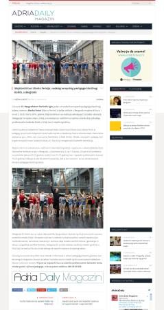 3101 - adriadaily.com - Majstorski kurs Marka Ferinija, vodeceg evropskog pedagoga klasicnog baleta, u Beogradu